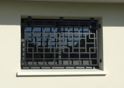 grilles de protection