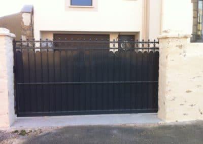 Rénovation portail