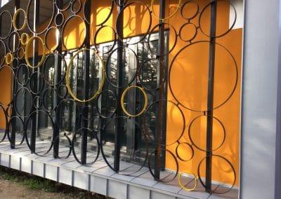 grilles décoratives